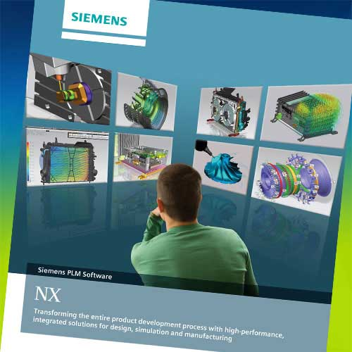 Siemens PLM NX Design