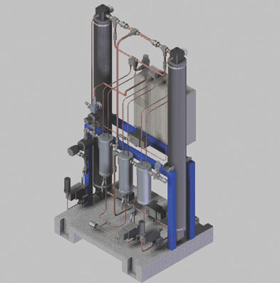 Compressed air & gas equipment maker speeds design time using Solid Edge