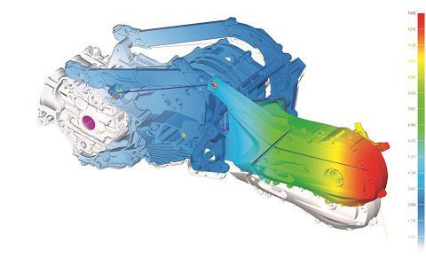 Motorcycle component designer Exnovo validates complex structures with Femap