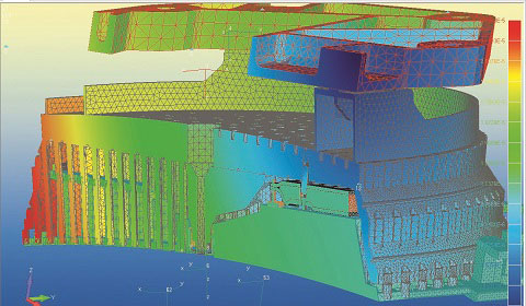 Astronomic instruments maker ADS International cuts costs with finite element analysis from Femap