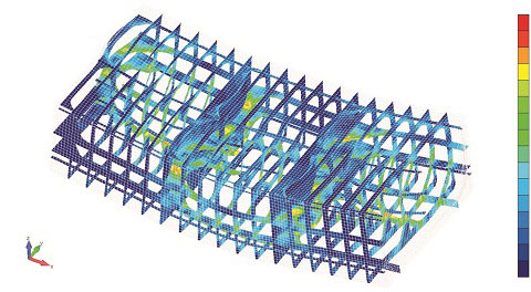 Ship builder Sumitomo reduced costs and increased precision with Femap