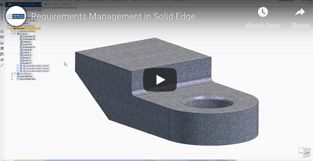 Solid Edge 2019 - Requirements Management