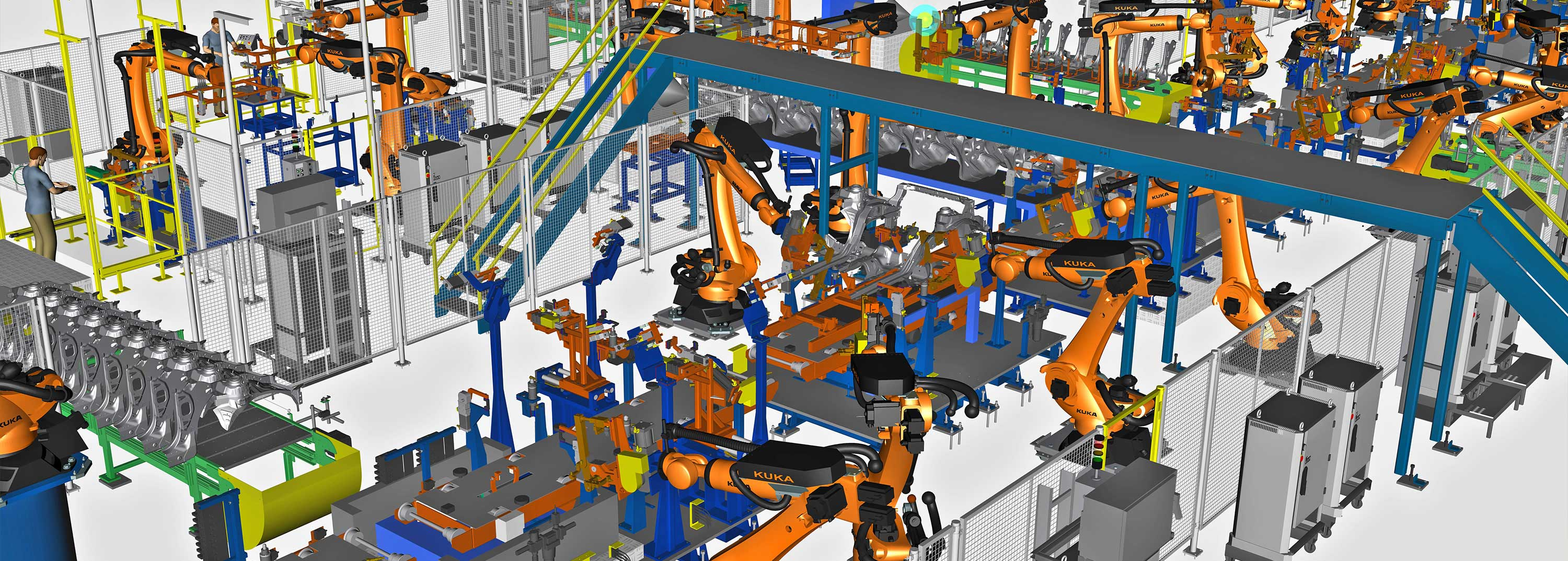 Process Simulate and Robot Expert