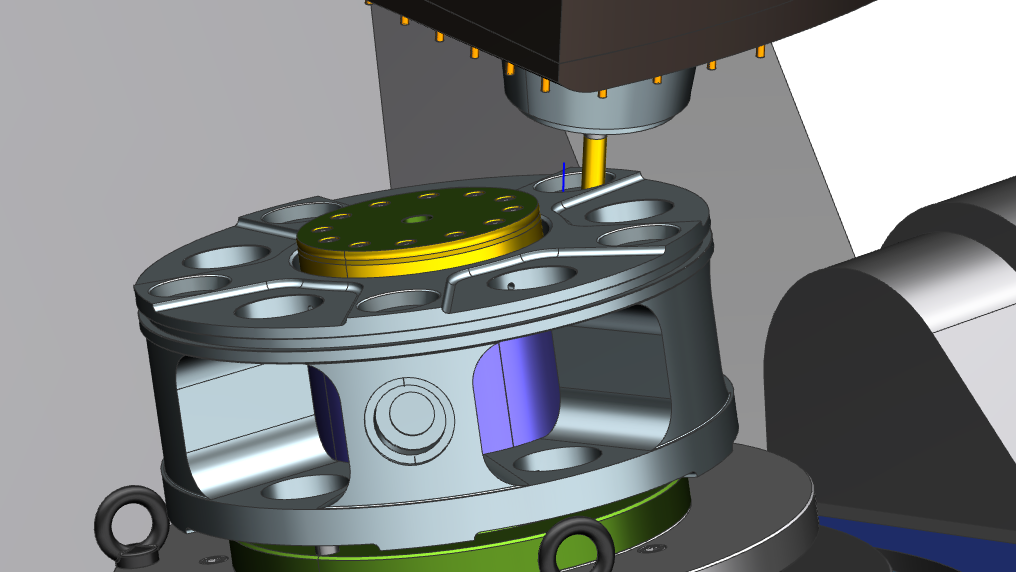 Siemens PLM NX Software