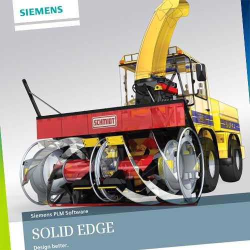 SOLID EDGE SIMULATION BROCHURES