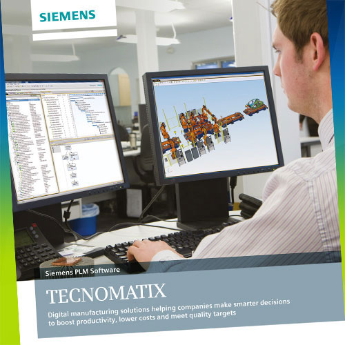 TECNOMATIX PRODUCTION BROCHURES